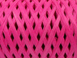 Fiber Content 100% Viscose, Brand Ice Yarns, Fuchsia, fnt2-70621