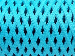 Fiber Content 100% Viscose, Turquoise, Brand Ice Yarns, fnt2-70627