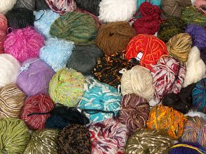 Leftover Yarns In this list; you see most recent 50 mixed lots. <br> To see all <a href=&/mixed_lots/o/4#list&>CLICK HERE</a> (Old ones have much better deals)<hr> Brand Ice Yarns, fnt2-70681