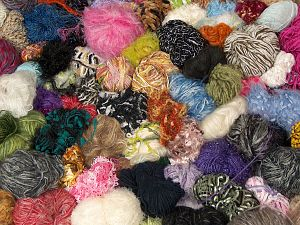 Leftover Yarns In this list; you see most recent 50 mixed lots. <br> To see all <a href=&/mixed_lots/o/4#list&>CLICK HERE</a> (Old ones have much better deals)<hr> Brand Ice Yarns, fnt2-70687