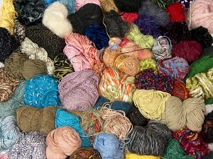 Leftover Yarns In this list; you see most recent 50 mixed lots. <br> To see all <a href=&/mixed_lots/o/4#list&>CLICK HERE</a> (Old ones have much better deals)<hr> Brand Ice Yarns, fnt2-70689