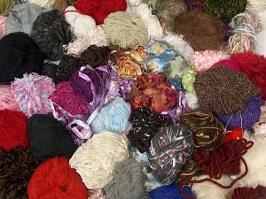Leftover Yarns In this list; you see most recent 50 mixed lots. <br> To see all <a href=&/mixed_lots/o/4#list&>CLICK HERE</a> (Old ones have much better deals)<hr> Brand Ice Yarns, fnt2-70694