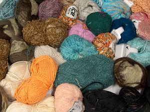 Leftover Yarns In this list; you see most recent 50 mixed lots. <br> To see all <a href=&/mixed_lots/o/4#list&>CLICK HERE</a> (Old ones have much better deals)<hr> Brand Ice Yarns, fnt2-70698