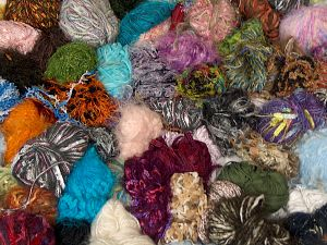 Leftover Yarns In this list; you see most recent 50 mixed lots. <br> To see all <a href=&/mixed_lots/o/4#list&>CLICK HERE</a> (Old ones have much better deals)<hr> Brand Ice Yarns, fnt2-70701