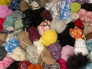 Leftover Yarns In this list; you see most recent 50 mixed lots. <br> To see all <a href=&/mixed_lots/o/4#list&>CLICK HERE</a> (Old ones have much better deals)<hr> Brand Ice Yarns, fnt2-70709