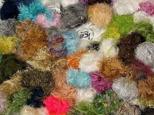 Leftover Yarns In this list; you see most recent 50 mixed lots. <br> To see all <a href=&/mixed_lots/o/4#list&>CLICK HERE</a> (Old ones have much better deals)<hr> Brand Ice Yarns, fnt2-70712