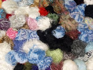 Leftover Yarns In this list; you see most recent 50 mixed lots. <br> To see all <a href=&/mixed_lots/o/4#list&>CLICK HERE</a> (Old ones have much better deals)<hr> Brand Ice Yarns, fnt2-70713