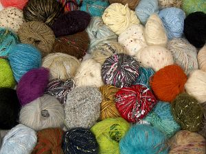 Leftover Yarns In this list; you see most recent 50 mixed lots. <br> To see all <a href=&/mixed_lots/o/4#list&>CLICK HERE</a> (Old ones have much better deals)<hr> Brand Ice Yarns, fnt2-70715
