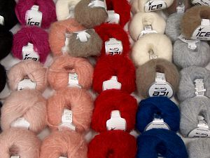 Luxury Yarns In this list; you see most recent 50 mixed lots. <br> To see all <a href=&/mixed_lots/o/4#list&>CLICK HERE</a> (Old ones have much better deals)<hr> Brand Ice Yarns, fnt2-70734