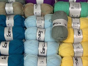 Fancy Yarns In this list; you see most recent 50 mixed lots. <br> To see all <a href=&/mixed_lots/o/4#list&>CLICK HERE</a> (Old ones have much better deals)<hr> Brand Ice Yarns, fnt2-70738