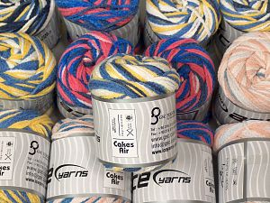 Cakes Air Yarns In this list; you see most recent 50 mixed lots. <br> To see all <a href=&/mixed_lots/o/4#list&>CLICK HERE</a> (Old ones have much better deals)<hr> Fiber Content 50% Polyamide, 50% Acrylic, Brand Ice Yarns, fnt2-70743