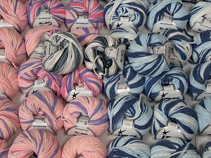 Monaco Yarns In this list; you see most recent 50 mixed lots. <br> To see all <a href=&/mixed_lots/o/4#list&>CLICK HERE</a> (Old ones have much better deals)<hr> Fiber Content 50% Polyamide, 50% Acrylic, Brand Ice Yarns, fnt2-70745