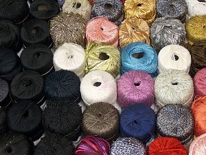 Fancy Yarns Because of the nature of fancy yarns, yardage of skeins may be different from one to another. The total net weight of the lot which is 2000 grams may differ around +-5%. In this list; you see most recent 50 mixed lots. <br> To see all <a href=&/mixed_lots/o/4#list&>CLICK HERE</a> (Old ones have much better deals)<hr> Brand Ice Yarns, fnt2-70754