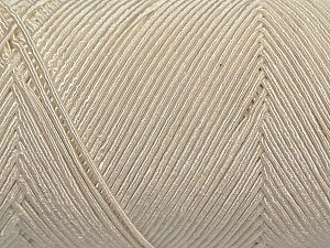 Fiber Content 70% Polyester, 30% Cotton, Brand Ice Yarns, Ecru, fnt2-70761