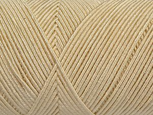 Fiber Content 70% Polyester, 30% Cotton, Brand Ice Yarns, Cream, fnt2-70762
