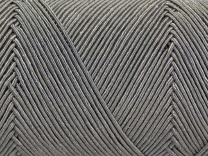 Fiber Content 70% Polyester, 30% Cotton, Brand Ice Yarns, Grey, fnt2-70763