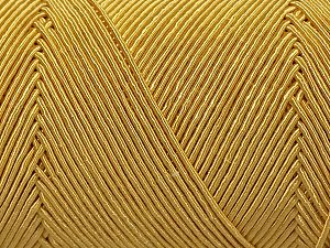 Fiber Content 70% Polyester, 30% Cotton, Yellow, Brand Ice Yarns, fnt2-70770