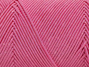 Fiber Content 70% Polyester, 30% Cotton, Pink, Brand Ice Yarns, fnt2-70773