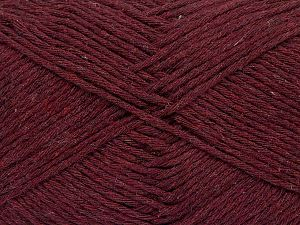 Fiber Content 100% Cotton, Brand Ice Yarns, Burgundy, fnt2-70776