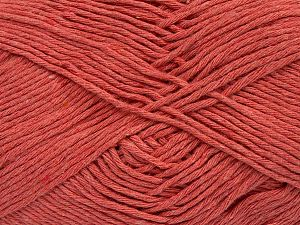 Fiber Content 100% Cotton, Salmon, Brand Ice Yarns, fnt2-70780