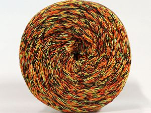 Please be advised that yarns are made of recycled cotton, and dye lot differences occur. Fiber Content 100% Cotton, Orange, Neon Green, Brand Ice Yarns, Black, fnt2-70800