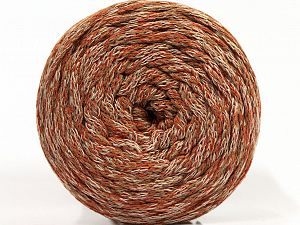 Please be advised that yarns are made of recycled cotton, and dye lot differences occur. Fiber Content 100% Cotton, Terra Cotta, Brand Ice Yarns, Beige, fnt2-70801