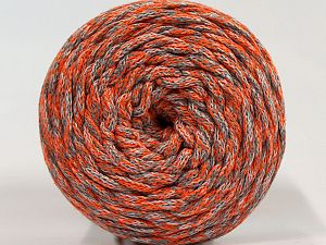 Please be advised that yarns are made of recycled cotton, and dye lot differences occur. Fiber Content 100% Cotton, Salmon, Brand Ice Yarns, Grey Shades, fnt2-70803