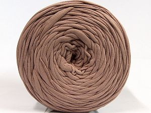 Make handbags,rugs,basket and cushion covers with this genius new-fashion yarn!<p>Since the yarn is made by upcycling fabrics, and because of the nature of the yarn; take the following notes into consideration. </p><ul><li>Fiber content information may vary. Information given about fiber content is approximate. </li><li>The yardage and weight information of the yarn is approximate. </li></ul> Fiber Content 95% Cotton, 5% Elastan, Brand Ice Yarns, Camel, fnt2-70818