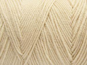 Vezelgehalte 100% Acryl, Brand Ice Yarns, Cream, fnt2-70823