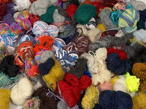 Leftover Yarns In this list; you see most recent 50 mixed lots. <br> To see all <a href=&/mixed_lots/o/4#list&>CLICK HERE</a> (Old ones have much better deals)<hr> Brand Ice Yarns, fnt2-70964