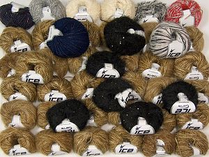 Winter Yarns In this list; you see most recent 50 mixed lots. <br> To see all <a href=&/mixed_lots/o/4#list&>CLICK HERE</a> (Old ones have much better deals)<hr> Brand Ice Yarns, fnt2-70965