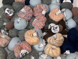 Winter Yarns In this list; you see most recent 50 mixed lots. <br> To see all <a href=&/mixed_lots/o/4#list&>CLICK HERE</a> (Old ones have much better deals)<hr> Brand Ice Yarns, fnt2-70972