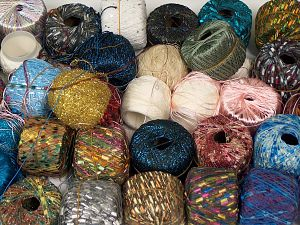 Fancy Yarns In this list; you see most recent 50 mixed lots. <br> To see all <a href=&/mixed_lots/o/4#list&>CLICK HERE</a> (Old ones have much better deals)<hr> Brand Ice Yarns, fnt2-70996