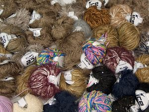 Fancy Yarns In this list; you see most recent 50 mixed lots. <br> To see all <a href=&/mixed_lots/o/4#list&>CLICK HERE</a> (Old ones have much better deals)<hr> Brand Ice Yarns, fnt2-71003