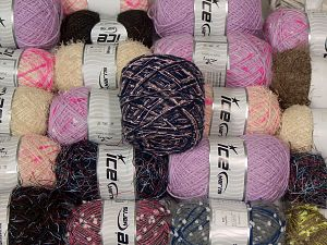 Fancy Yarns In this list; you see most recent 50 mixed lots. <br> To see all <a href=&/mixed_lots/o/4#list&>CLICK HERE</a> (Old ones have much better deals)<hr> Brand Ice Yarns, fnt2-71006