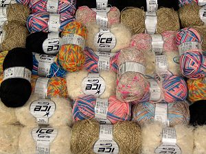 Fancy Yarns In this list; you see most recent 50 mixed lots. <br> To see all <a href=&/mixed_lots/o/4#list&>CLICK HERE</a> (Old ones have much better deals)<hr> Brand Ice Yarns, fnt2-71016