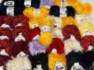Eyelash Types In this list; you see most recent 50 mixed lots. <br> To see all <a href=&/mixed_lots/o/4#list&>CLICK HERE</a> (Old ones have much better deals)<hr> Brand Ice Yarns, fnt2-71033