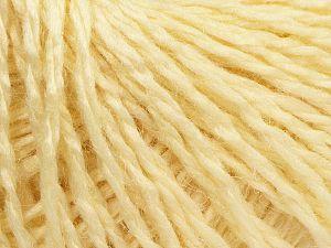 Fiber Content 80% Acrylic, 20% Polyamide, Brand Ice Yarns, Dark Cream, fnt2-71080