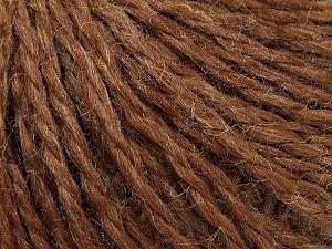 Fiber Content 80% Acrylic, 20% Polyamide, Light Brown, Brand Ice Yarns, fnt2-71082