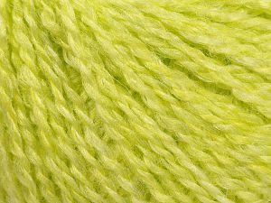 Fiber Content 80% Acrylic, 20% Polyamide, Light Green, Brand Ice Yarns, fnt2-71084