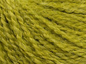 Fiber Content 80% Acrylic, 20% Polyamide, Light Olive Green, Brand Ice Yarns, fnt2-71085