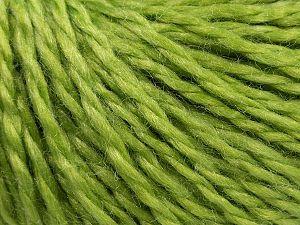 Fiber Content 80% Acrylic, 20% Polyamide, Light Grass Green, Brand Ice Yarns, fnt2-71086