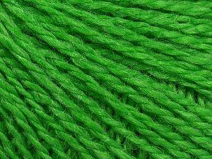 Fiber Content 80% Acrylic, 20% Polyamide, Brand Ice Yarns, Green, fnt2-71090