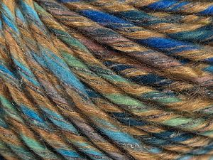 Fiber Content 60% Acrylic, 25% Viscose, 15% Cotton, Pink, Lilac, Brand Ice Yarns, Brown, Blue Shades, fnt2-71099