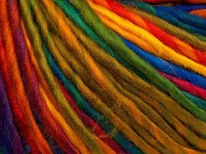 Fiber Content 100% Acrylic, Rainbow, Brand Ice Yarns, fnt2-71102