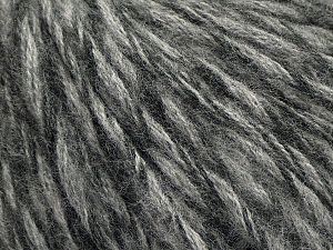 Fiber Content 60% Acrylic, 28% Nylon, 12% Wool, Brand Ice Yarns, Grey Shades, fnt2-71111