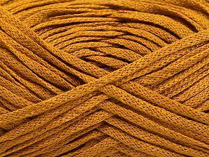 Fiber Content 70% Cotton, 30% Acrylic, Brand Ice Yarns, Gold, fnt2-71125