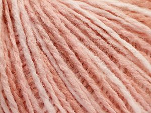 Fiber Content 50% Wool, 50% Acrylic, Pink Shades, Brand Ice Yarns, fnt2-71135