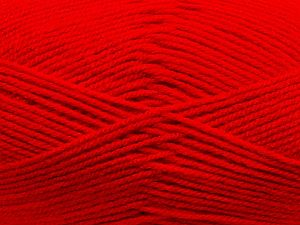 Fiber Content 100% Baby Acrylic, Red, Brand Ice Yarns, fnt2-71165