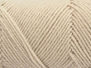 Items made with this yarn are machine washable & dryable. Fiber Content 100% Acrylic, Light Beige, Brand Ice Yarns, fnt2-71181